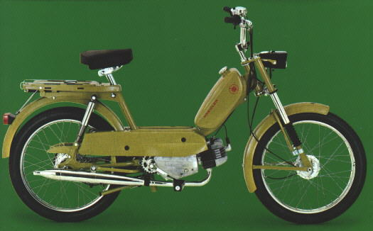 Kreidler Florett MP 3 1972