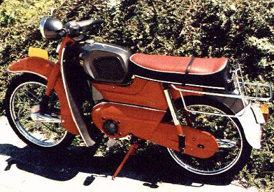 Moped 1966 Holland