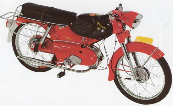 Moped 1968 Sport Holland
