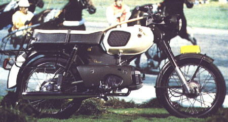 Moped 1972 Holland