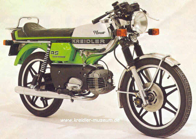 Kreidler Florett RS Luxus Export1977