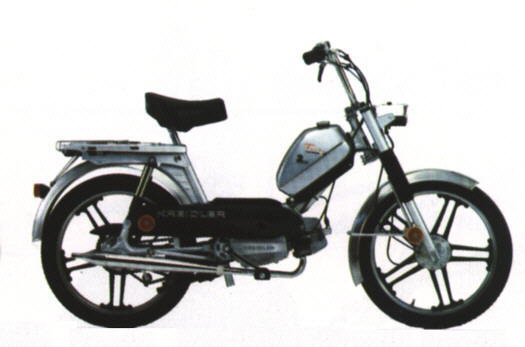Kreidler Florett MP 2 1981-