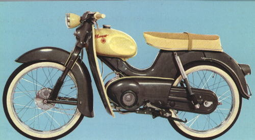 Moped 1960